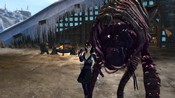 Guild Wars 2 - me and my disgusting pet..