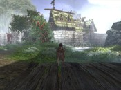 Age of Conan: Unchained - Mist in front of Tortage