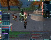 Anarchy Online - Some friendly Borealis PVP.