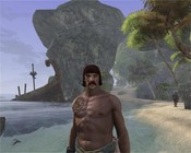 Age of Conan: Unchained - A sophisticated gentleman in Hyboria.