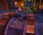 Horde Raid on Iron Forge