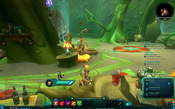 WildStar - Medium Graphic Settings. Not the best but game is a blast