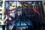 LOTR: War in the North music live event space