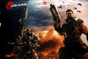 Gears of War amazing wall art