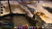 Guild Wars 2 - Our commander , we where greatly outnumbered