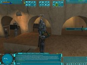 Star Wars Galaxies - Hail the master
