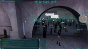 Star Wars Galaxies - CNET Cantina this morning