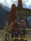 Lord of the Rings Online - Beta shot.