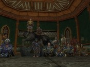 Lord of the Rings Online - Kinship hall meeting. 2007.