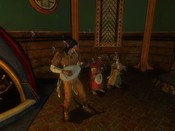 Lord of the Rings Online - Yule band playing holiday tunes.