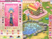Hello Kitty Online - A players finished home and avatar in Hello Kitty Online