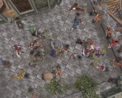 Warhammer Online: Age of Reckoning - The aftermath of some tier 2 RvR.