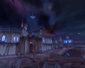 Warhammer Online: Age of Reckoning - A corner of the Inevitable City.