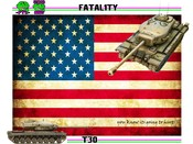 T30 TANK DESTROYER RECRUITMENT -FTL- FTLTY FATALITY FATAL1TY CLAN WALLPAPER WORLD OF TANKS