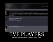 EVE Online - Eve Players - It's funny because it's true