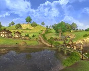 Lord of the Rings Online - Hobbiton.