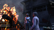 The Secret World - Pondering the situation in Kingsmouth with Norma Creed