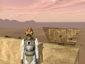 Star Wars Galaxies - Outside my house