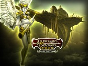Dungeons & Dragons Online - DDO:U One of the loading screens on event in DDO:U beta. Archon fortress.