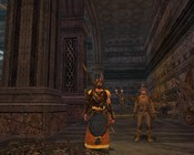 Lord of the Rings Online - My disguise that got me past the orcs in FG.