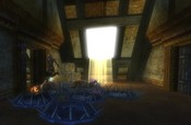 "Dungeons & Dragons Online - DDO:U Traps in one of new ""Crime Wave"" quests in Stormreach Marketplace. From ddocast.com."