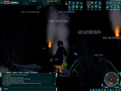 Star Wars Galaxies - Burning my ass in the camp