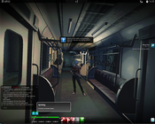 The Secret World - Bugged graphics sprint active with weapon drawn