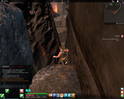 The Secret World - Bugged geometry leads to being constantly stuck and the command /stuck doesn't help