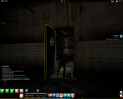 The Secret World - Bugged graphics wall tile in middle of doorway