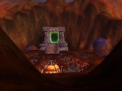 World of Warcraft - The Dark Portal in the Blasted Lands