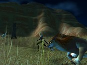 World of Warcraft - Running through the Barrens with the wind in your hair.