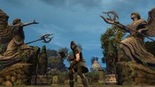 Guild Wars 2 - So today I took my hoe to the cemetery...