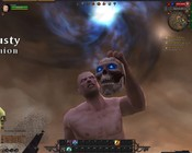 Warhammer Online: Age of Reckoning - this is how a noob healer should look