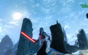 Star Wars: The Old Republic - The Lightsaber's Just Decoration, Really.