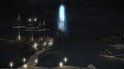Final Fantasy XIV: Heavensward - thats quite the lighthouse you have there