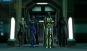 Star Wars: The Old Republic - If only it were a Saloon...