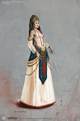 Age of Conan: Unchained - Lady Zelandra Concept