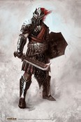 Age of Conan: Unchained -  Dark Templar PvP Concept