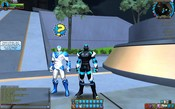 Champions Online - Defender and Void