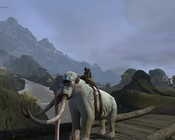 Age of Conan: Unchained - Amazing detail and view.