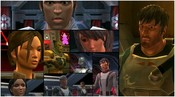 Star Wars: The Old Republic - 2$ emo haircut