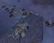 Warhammer Online: Age of Reckoning - Preparing to kill the stragglers. I was super nervous.