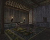 EverQuest II - My bedroom