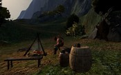 Age of Conan: Unchained - Just relaxing