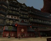 Guild Wars Factions - Canthan Architecture
