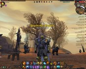 Warhammer Online: Age of Reckoning - You're gonna get rolled by the Doomsday Engine.