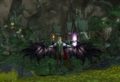 Guild Wars - Guild Wars' Aion wings emote