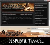 Age of Conan: Unchained - Desperate Times...
