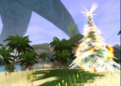 Ryzom - A Christmas Tree in the Lakelands