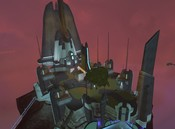 Anarchy Online - The Market from above, Jobe Research